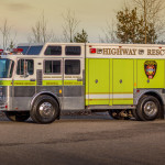 Our Heavy Rescue Truck needs a bay to call home. We currently store it out at Salmon Valley