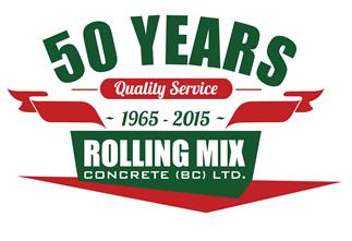 Rolling Mix Concrete (BC) Ltd.