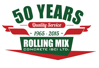 Rolling Mix Concrete (BC) Ltd.