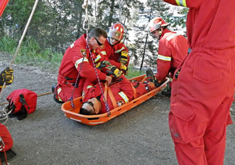 Low Angle Rescue